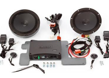 VW Crafter 2 neue Lautsprecher plug and play